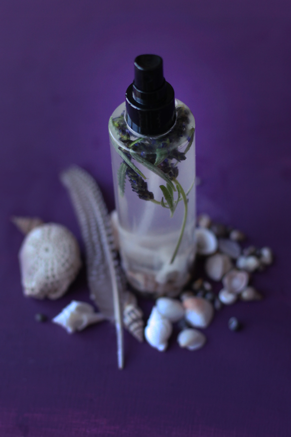 DIY mermaid sea salt spray 3