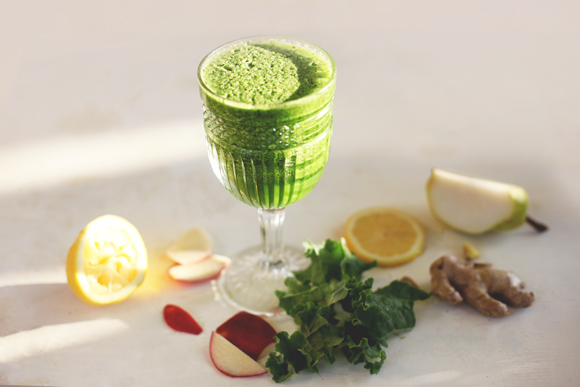Post image for Spring Cleanse Healing Smoothie