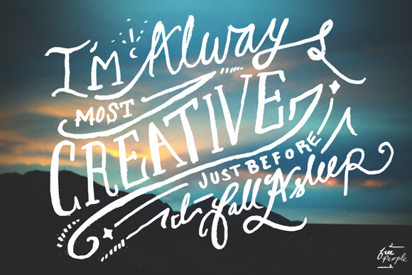 Post image for Monday Quote: Most Creative