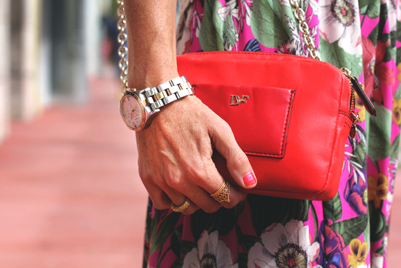dvf bag detail
