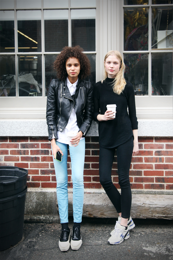 Post image for Free People Models Off Duty