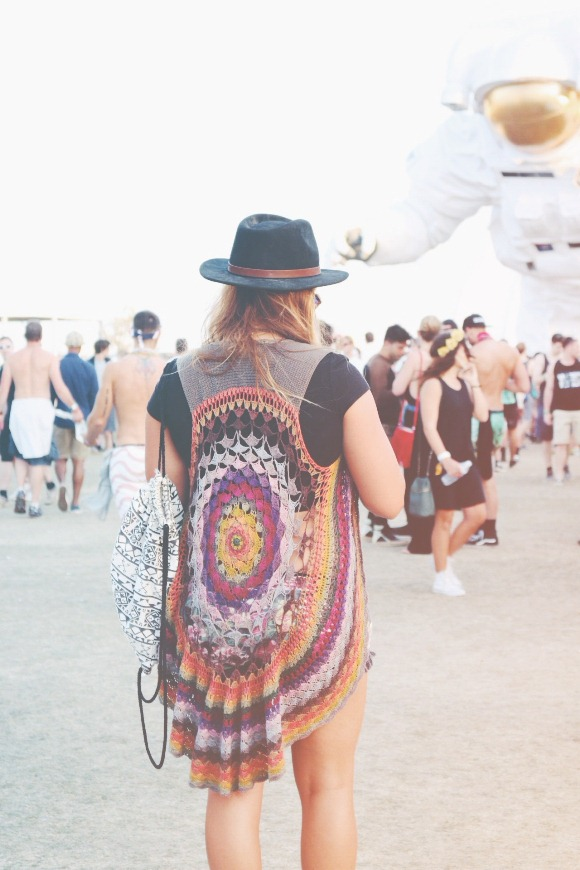 festival fashion at coachella
