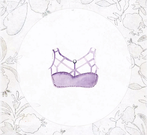 Post image for Our Favorite Intimates, Illustrated