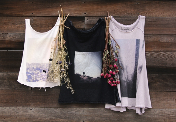 Post image for Photographic Memories: Our New Graphic Tees