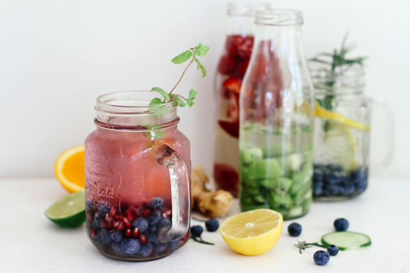 Post image for 5 Infused Water Recipes To Keep You Hydrated