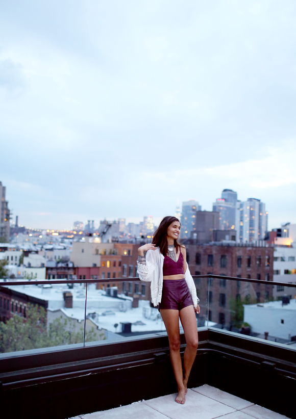 free people open call