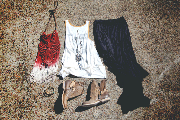 shaky knees outfit