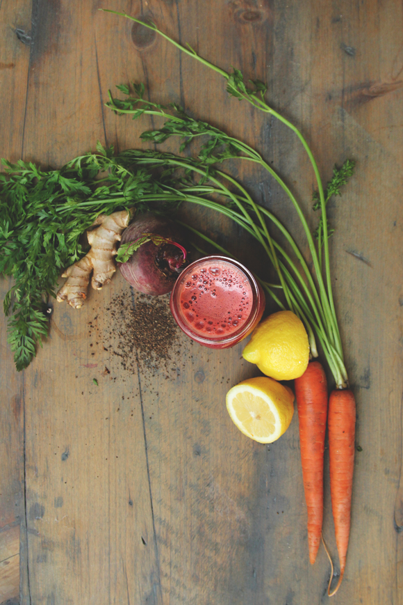spring liver cleanse juice
