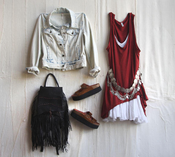 fourth of july outfit style three
