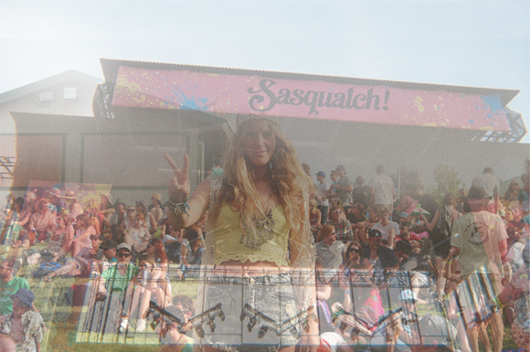 Post image for A Look Into Sasquatch! Music Festival