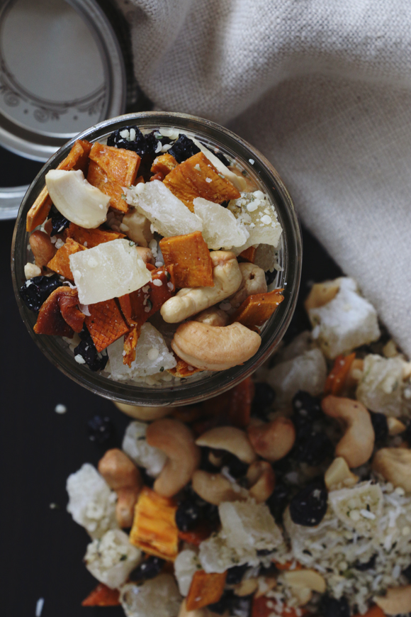 3 Trail Mix Recipes