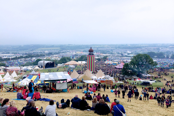 Post image for Glastonbury Photo Diary