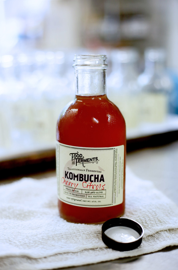 Post image for Food & Ferments: The Kombucha & Beet Kvass Experts