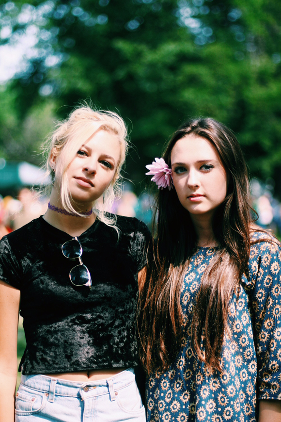 Post image for Festival Fashion at Pitchfork 2014: Day One