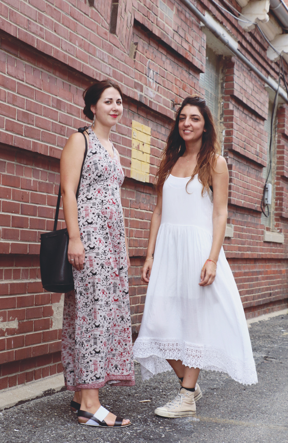 Post image for Office Style: Maxi Dressing