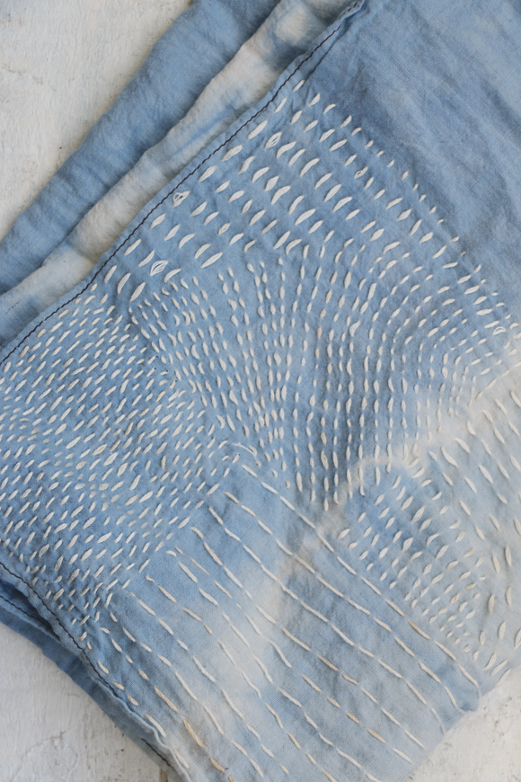 Post image for The Beauty Of Sashiko Stitching