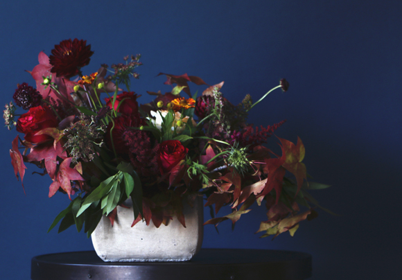 Post image for The Perfect Fall Bouquet With Sullivan Owen