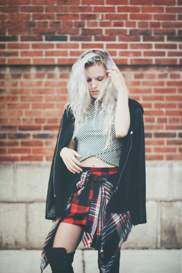 grunge and flannel