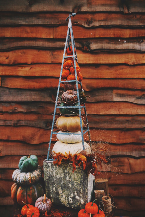 Post image for Fall Pumpkin Decor Inspiration With Terrain