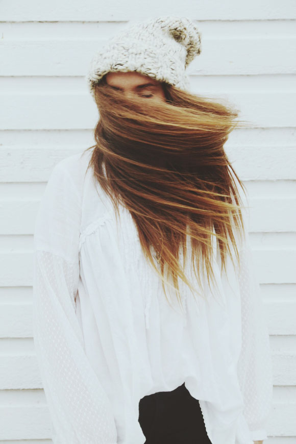 How To Get Really Shiny Hair Naturally