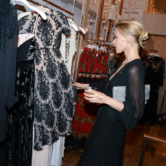 FREE PEOPLE Holiday Nights Event