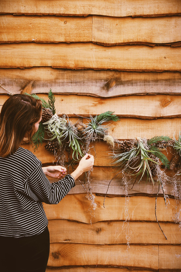 Post image for DIY Natural Holiday Garland With Terrain