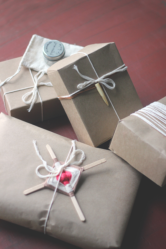 Post image for Last Minute Gift Wrapping Ideas
