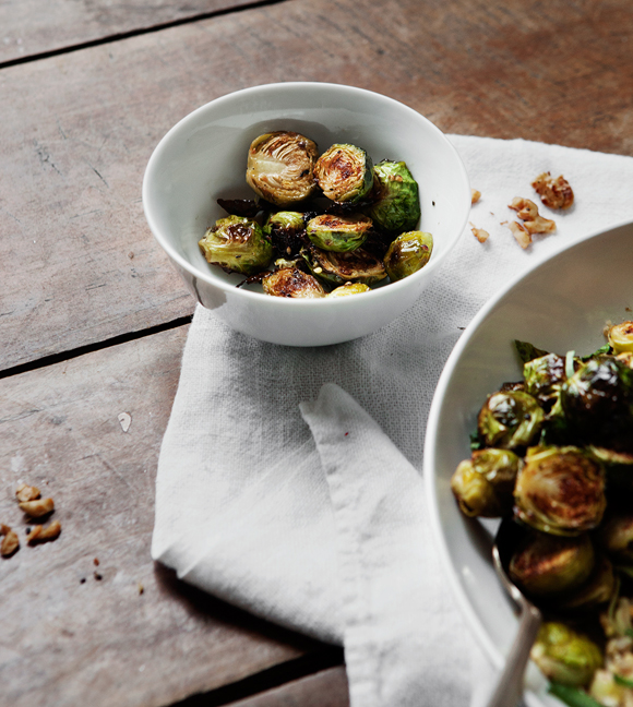 Blended Grains with Brussels Sprouts and Walnuts_003s