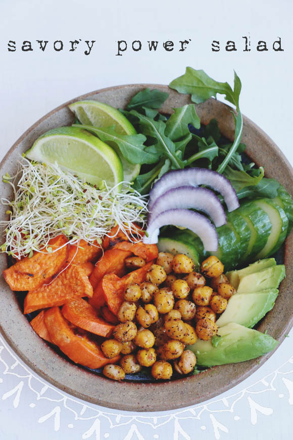 Power Salad Recipes to Energize Your Week