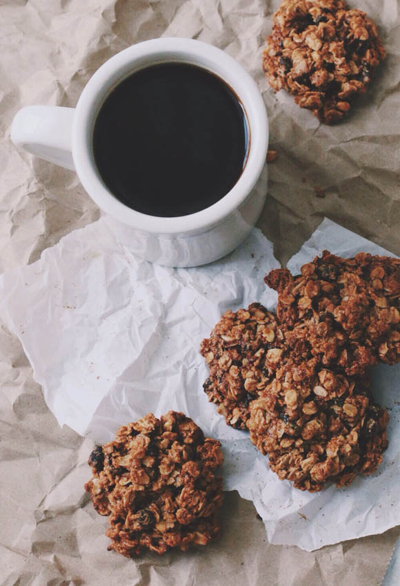 Post image for Best Ever Oatmeal Cookies {Gluten-Free + Vegan}