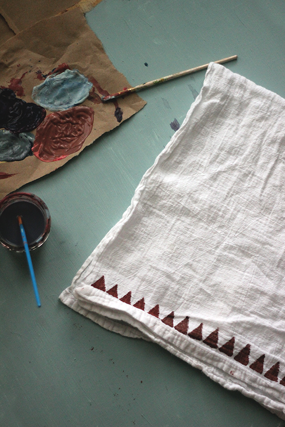 painted towels 2