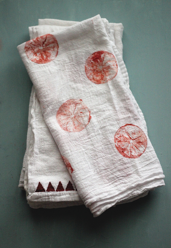 painted towels 7