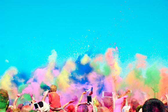 Post image for Festival of Colors: Celebrating the Coming of Spring