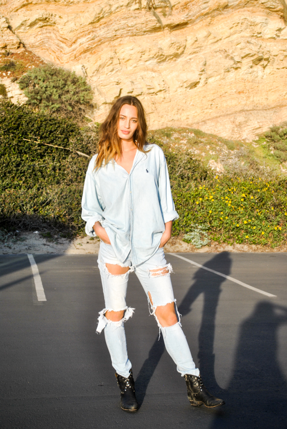 Post image for Free People Models Off Duty: Los Angeles