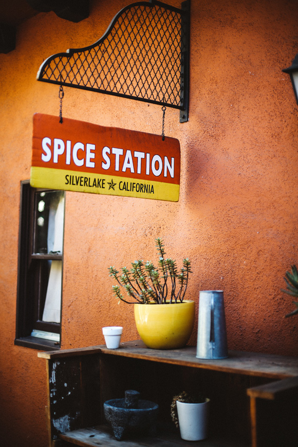 Post image for Spices in Silverlake + A Homemade Beauty Recipe!