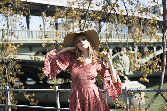 Post image for Free People in Paris: Collection Preview with Miss Pandora