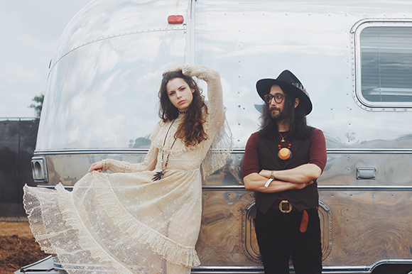 Post image for Meet The Goastt: Charlotte Kemp Muhl & Sean Lennon
