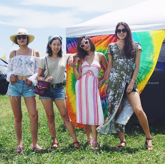Post image for Festival Fashion at Bonnaroo 2015