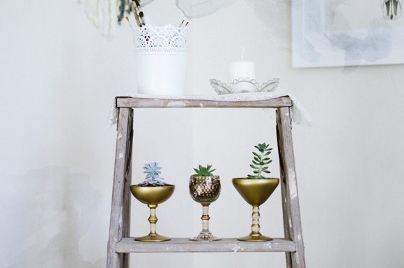 Post image for Refresh Your Space for Summer With a Succulent DIY