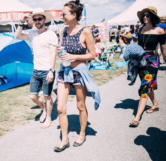 Post image for The Best Festival Fashion From Newport Folk Fest