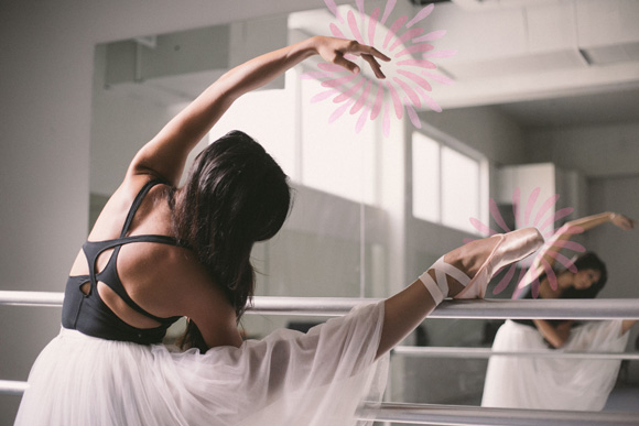 Post image for Laurie Lacour: Once a Ballerina, Always a Ballerina