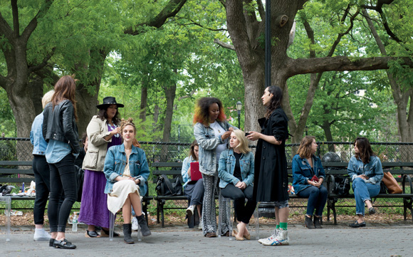 Post image for Braids In The Park With Suite Caroline