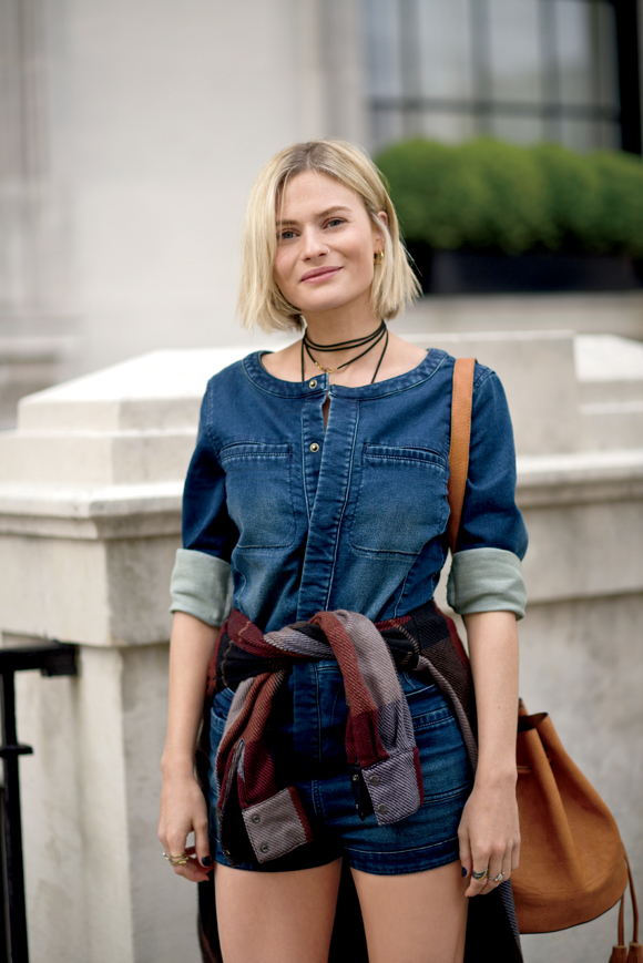 Free People August Magalog The Denim Guide 1