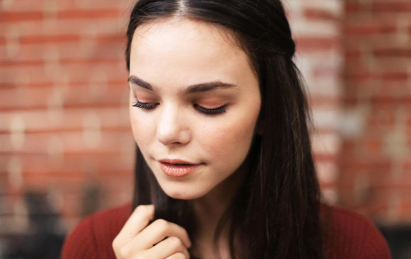 Post image for Monochromatic Makeup for Fall