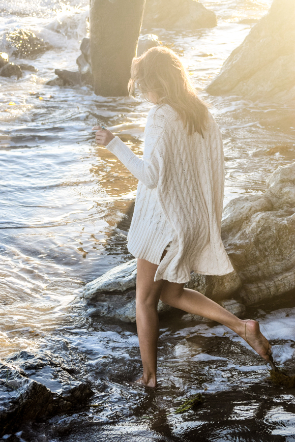 Post image for Sweater Styling With California FP Me Beach Babe, FPCasi