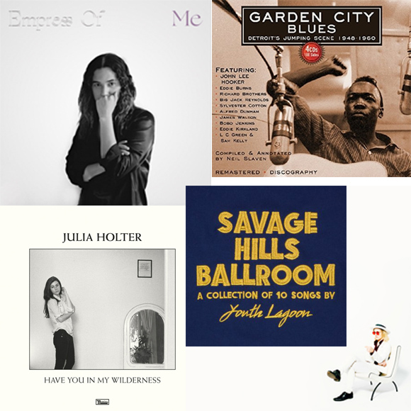 Post image for The Five: Best New Albums of September