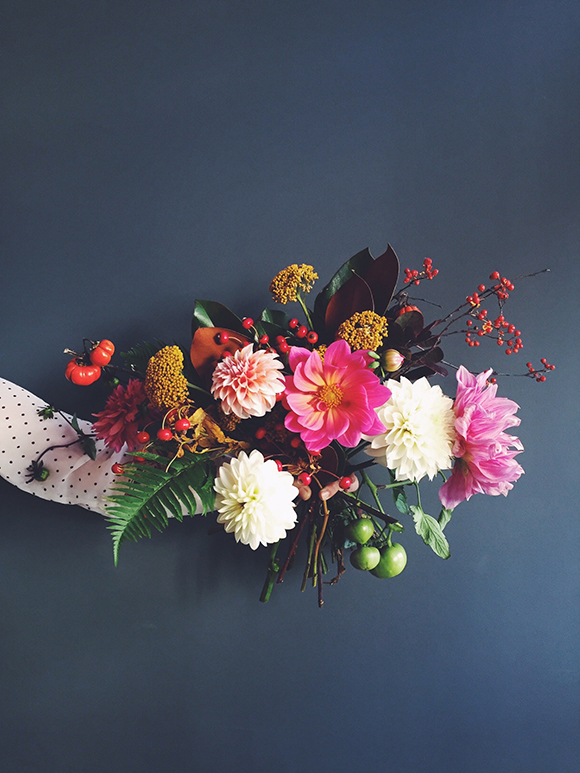 Post image for Fall Flower Chat: The Farmer's Daughter