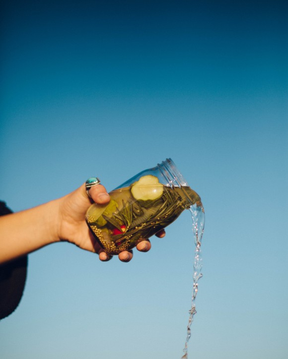 Post image for Hydrate Faster With Pickle Juice