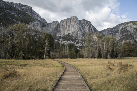 Post image for Park and Ride: Yosemite National Park
