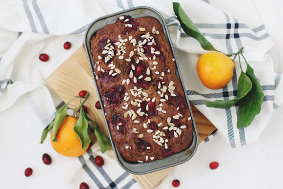 Post image for Liven Up Your Leftovers With This Cranberry Sauce Bread Recipe (+ Vegan Option)